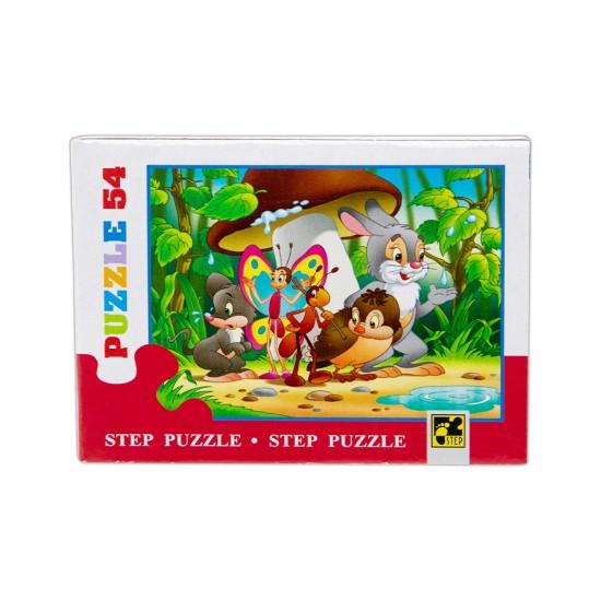 Mozaika Puzzle 71034 54ədədli Lobimıe qeroy-2
