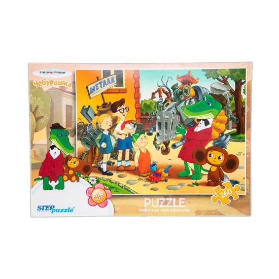 Mozaika Puzzle 74054 260ədədli Seburaşka