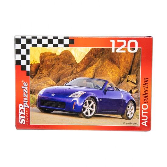 Mozaika Puzzle 75010 120ədədli Zolotaya seriya-10 (Auto)