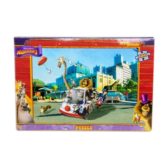 Mozaika Puzzle 75107 120ədədli Madaqaskar-3