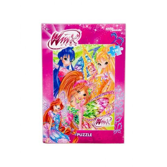 Mozaika Puzzle 75146 120ədədli  Winx Rainbow