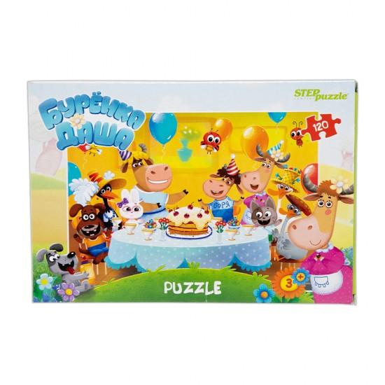 Mozaika Puzzle 75157 120ədədli Riki (Buronka Daşa)