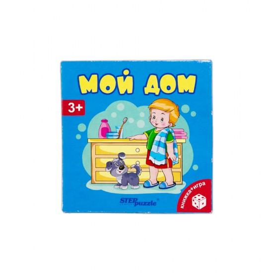 Puzzle Knijka-İqra 76173 Moy dom (Komplekt)