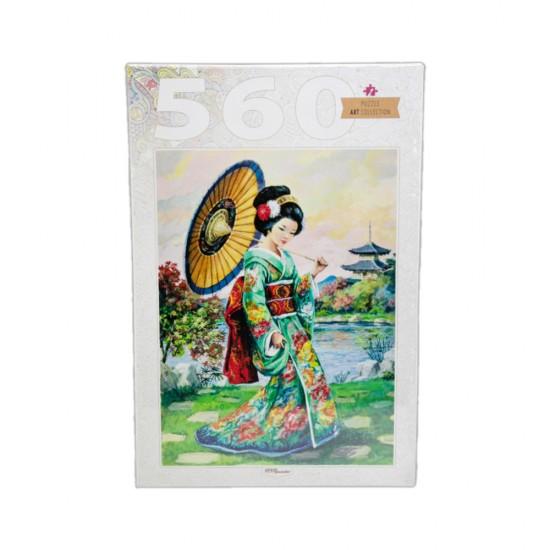 Mozaika Puzzle 78109 560ədədli Yaponka