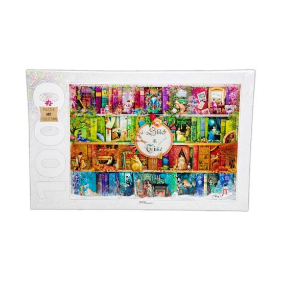 Mozaika Puzzle 79122 1000ədədli Stitch in Time