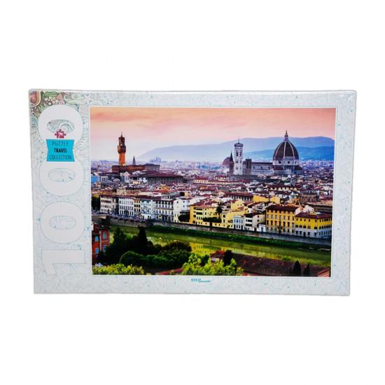 Mozaika Puzzle 79140 1000ədədli İtaliya Florençiya