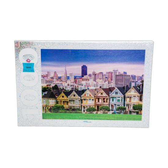 Mozaika Puzzle 79141 1000ədədli Sşa San-Françisko