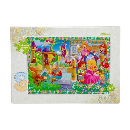 Mozaika Puzzle 81027 60ədədli Spyaşaya krasaviça