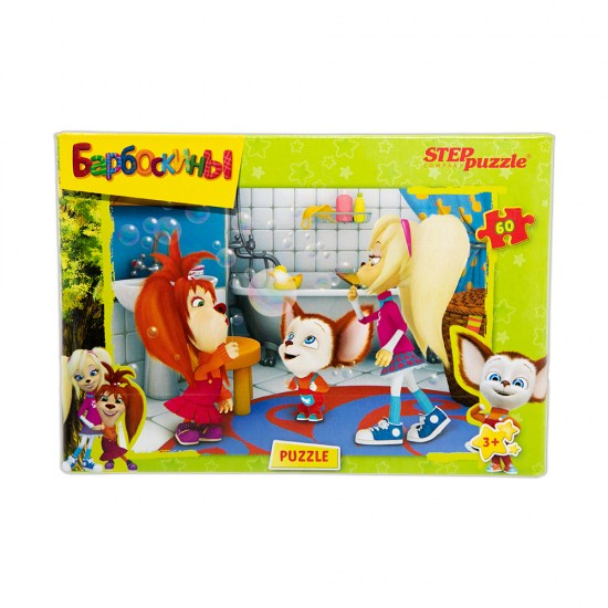 Mozaika Puzzle 81119 60ədədli Barboskinı