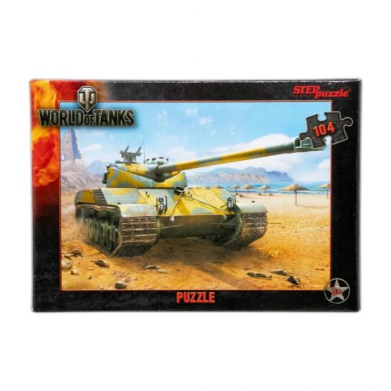 Mozaika Puzzle 82144 104ədədli World of Tanks