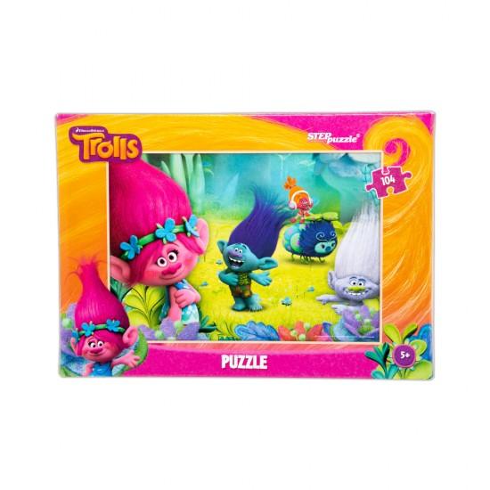 Mozaika Puzzle 82152 104ədədli Trolls
