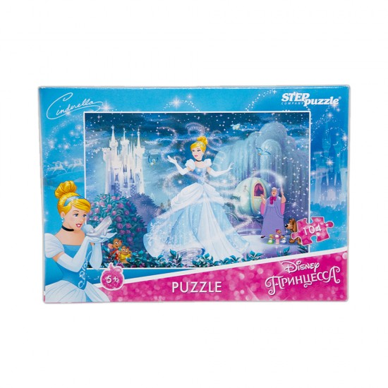 Mozaika Puzzle 82162 104ədədli Zoluşka-2