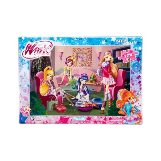 Mozaika Puzzle 82184 104ədədli Vinix Rainbow