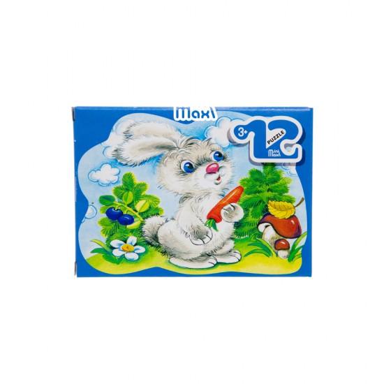 Mozaika Puzzle 87000 12ədədli Zayçik (mini-maxi)