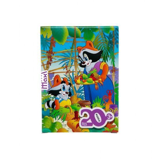 Mozaika Puzzle 88003 20ədədli Kroşka (mini-maxi)
