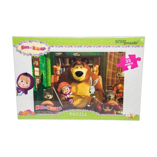 Mozaika Puzzle 91211 35ədədli Maşa i medved