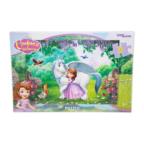 Mozaika Puzzle 91240 35ədədli Prinçessa Sofia