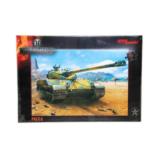 Mozaika Puzzle 94031 160ədədli World of Tanks