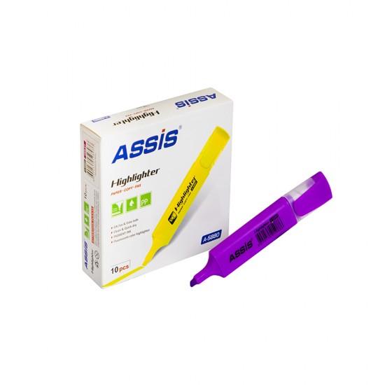 Textmarker A-5880 bənövşəyi