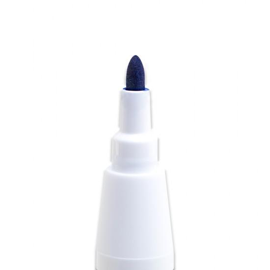 Marker lövhə i-1930 2-tərəfli mavi