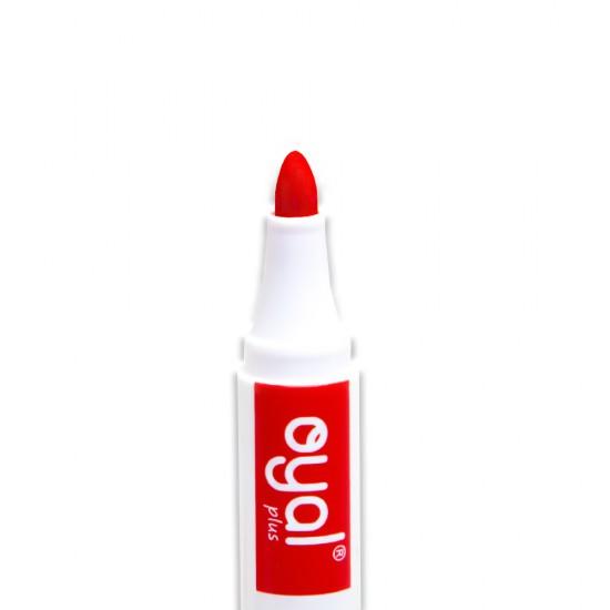 Marker lövhə i-1285 qırmızı