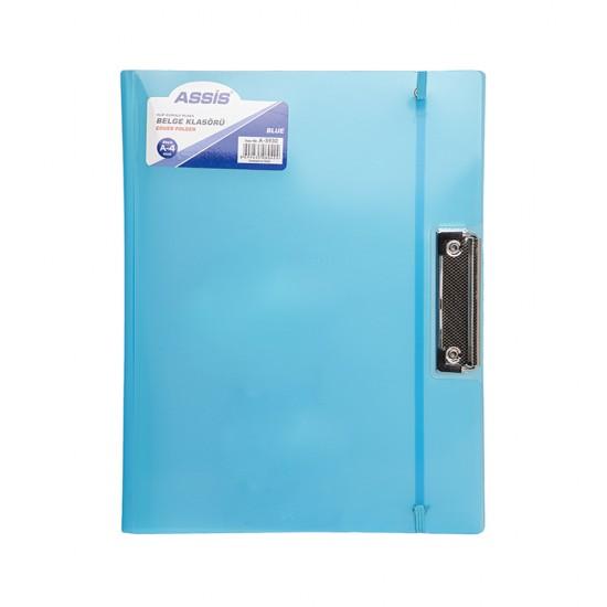 Sekretarlıq Qovluq rezinli A-5930 mavi