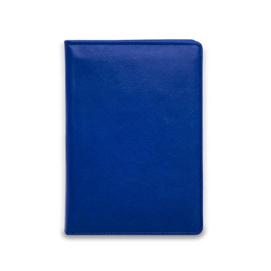 Qeyd dəftəri A5 Premium Mavi