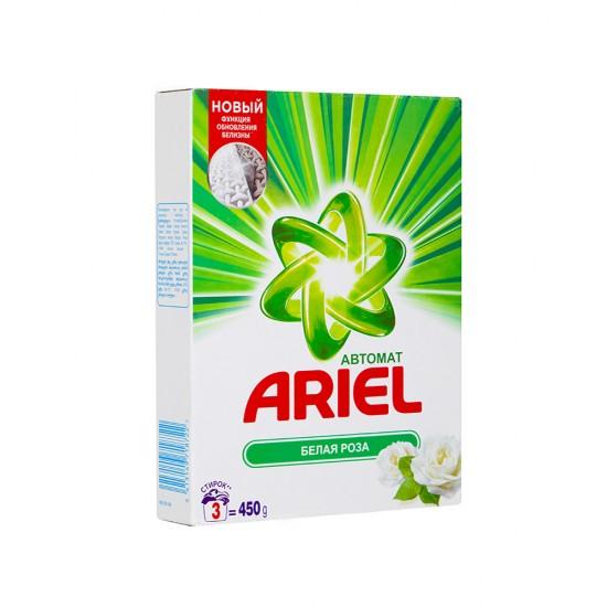 Yuyucu toz Ariel ağ avtomat 450 qr qutu