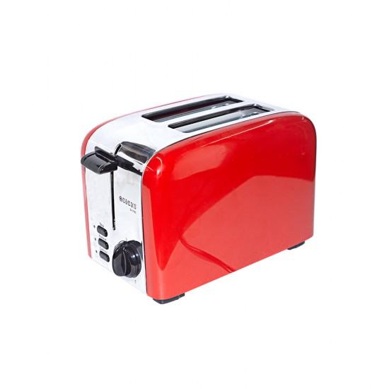 Toster Q-3100 qırmızı 850W