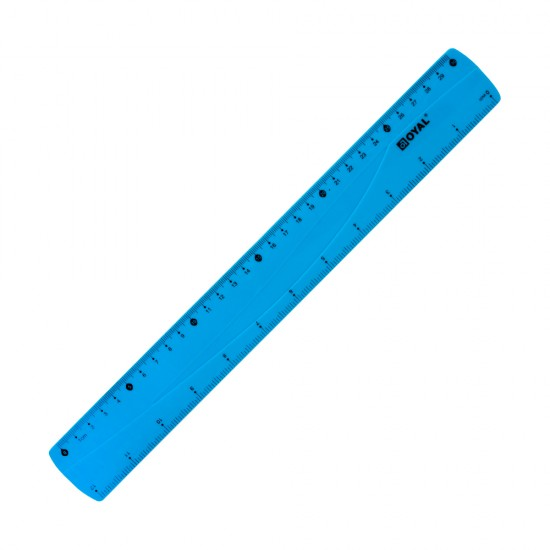 Xətkeş i-136 30sm.  elastik